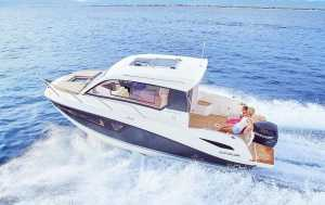 Quicksilver 755 Activ Weekend Network Yacht Brokers Swansea