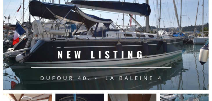 Dufour 40 for sale with YACHTS.CO