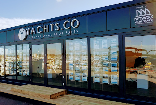 YACHTS.CO International Poole office