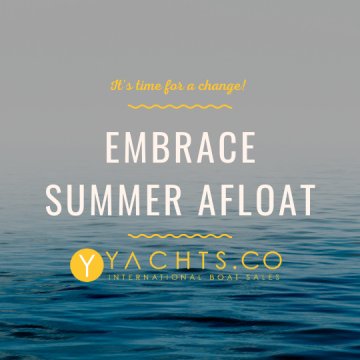 Summer afloat - YACHTS.CO